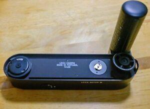Leica Motor M #14408 for Leica M7, M6, M6 TTL, M4-P, M4-2 BLACK