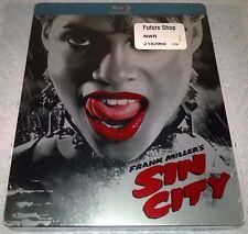 Sin City (2010, Canada) Steelbook NEW