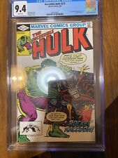 incredible hulk 271 cgc 9.4 Rocket Raccoon