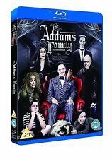 "THE ADDAMS FAMILY ORIGINAL MOVIE BLU-RAY REGION B AUSTRALIA  ""NEW&SEALED"""