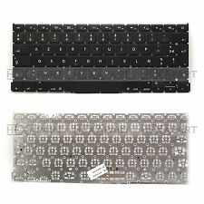 "Neuf Keyboard for Apple Macbook Pro Retina 13"" A1502 Clavier FR AZERTY Original"