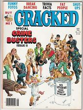 Cracked mag 211 May 1985 A-Team Magnum P.I. Cagney & Lacey Riptide Miami Vice