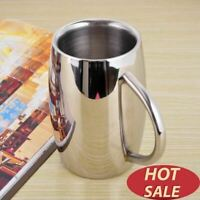 Double Wall stainless steel tumbler mug insulated Coffee Cup