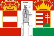 AUSTRIA-HUNGARY GRENADE THROWER  WW1- RARE REFERENCE