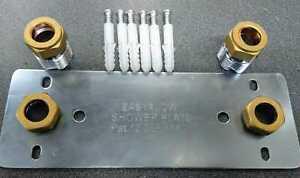 AK Easyflow Shower Plate