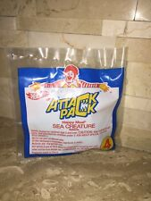 MCDONALDS HOT WHEELS ATTACK PACK SEA CREATURE HAPPY MEAL TOY