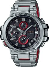 *BRAND NEW* Casio G-Shock Men's MT-G Metal Twisted Red Accent Watch MTGB1000D-1A
