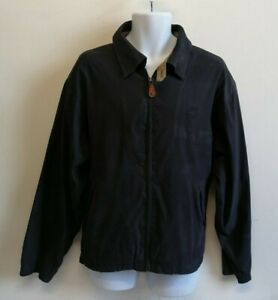 TIMBERLAND MENS CASUAL COAT JACKET SIZE M NAVY BLUE