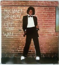 """MICHAEL JACKSON """"OFF THE WALL"""" DVD/CD/SONG SHEET/CHALK(SEALED)FREE U.S. SHIPPING"""