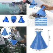 A Miracle Cone Scrape A Round Ice Scraper, Car windshield snow Scraper Funnel US