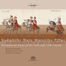 William Dongois - Instumental Music of the 16th & 17th Century [New SACD]
