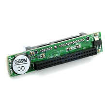 "44pin 2.5"" Male SATA Adapter Converter Card IDE HDD Drive Female to 7+15pin"