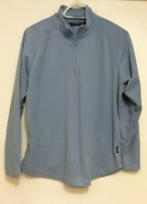 d8f0daf29ea4b Ladies pale blue Rohan Archangel lightweight fleece Size M