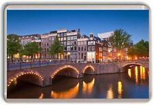 Amsterdam Fridge Magnet #1