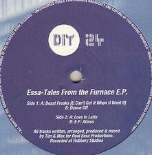 ESSA - Tales From The Furnace EP - 1997 DiY Discs Uk - DiY 24