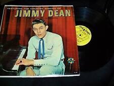 Jimmy Dean-luke Gordon-lp-spin O Rama-m 108-vg+