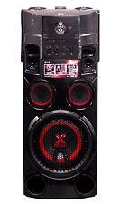LG OM7560 - 1000W Hi-Fi System w/ Bluetooth & Karaoke (Original Acc Included)