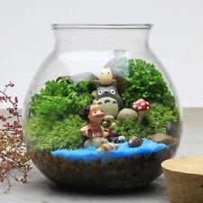 Lot 100pcs Mini Mushroom for Plant Tree Pot Fairy Decor DIY Garden Dollhouse New