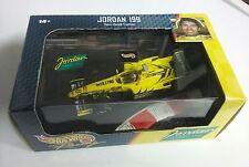 JORDAN 199 1999 H. FRENTZEN F1 FORMULE 1 N°8 au 1/43 - Hotwheels 24839