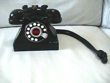 DESIGNER Timmy Woods MARILYN MONROE LIPS BLACK TELEPHONE PURSE SHOULDER BAG