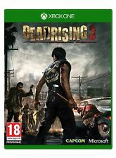 MICROSOFT XBOX ONE DEAD RISING 3 PAL ITALIANO