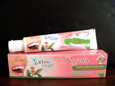 ISME RASYAN HERBAL TOOTHPASTE EXTRA WHITE WITH CLOVES ALOE VERA GUAVA LEAF 30g