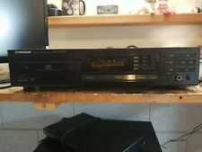 Pioneer Pd-5100 Cd Player Single Disc (July 1988) ~ Mint !
