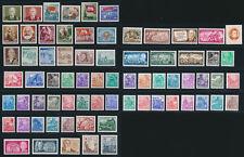 DDR 1953, Jahrgang komplett postfrisch, ohne Bl. 8/9 A/B, Mi. 511,-