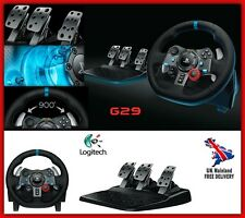 Gaming Steering Wheel Pedal Driving Set Controller PC PS 3-4 Racing Equipment