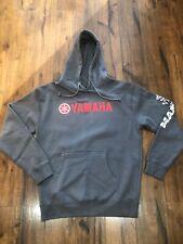 Yamaha Hooded Sweatshirt M Gray