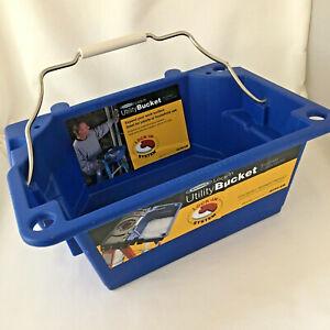Werner Lock In Utility Bucket AC52-UB Step Ladder Attachment Jobsite Household
