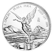 Silbermünze - Mexico Libertad -5 Unzen- 5 oz - 2020