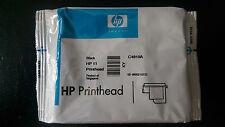 Original Druckkopf Printhead HP 11 C4810a schwarz black NEU - 2 J. Garantie