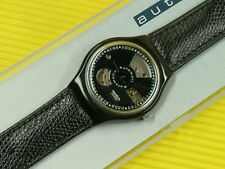 AUTOMATIC Swatch BLACK MOTION in NEU & OVP - SAB100 Automatik - 1. Serie