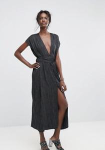 Bec + Bridge Blackbird Elegant Midi tunic Dress 8 Fits 6 8