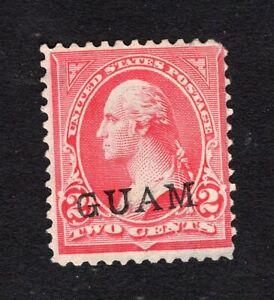 USA GUAM 1899  stamp Mi#A2 MNG CV=25€