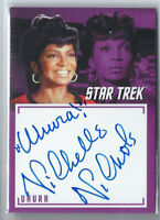 HALF WHITE Star Trek TOS Archives /& Inscriptions Lou Antonio Autograph K