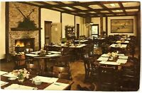 Callaway Gardens Clubhouse Dining Room Pine Mountain Georgia GA Vintage Postcard