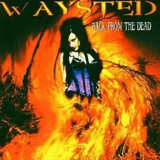 WAYSTED - Back From The Dead CD