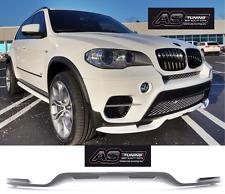 BODY KIT Spoiler Frontspoilerlippe passend für BMW E70 X5 LCI 10-14Bj.+Kleber