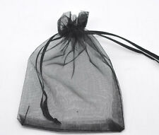 100× 7x9cm Premium Packaging Organza Wedding Gift Bags&Pouches Candy