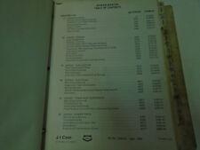 CASE 880B Excavator Service Repair Shop Manual Factory OEM Book Used 9-68144