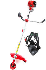 TIMBERPRO 4 Stroke 31cc Petrol Strimmer / Brush Cutter with 3 Blades and Spool