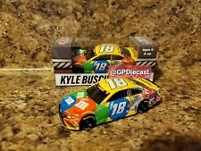 "2020 Kyle Busch #18 M&Ms ""The Clash"" Champ18n 1/64 Diecast"