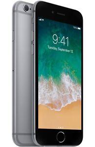 Apple iPhone 6s - 128GB - Gray - Unlocked - Smartphone