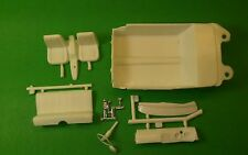 1969 chevelle ss convertible 1/25 amt interior tub bucket seat dash wheel model