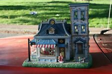 Partylite P8198 Olde World Village Toy Shoppe Tealight House #6