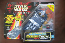 Star Wars Episode 1 Electronic CommTech Reader W/Exclusive CommTech Chip 1998