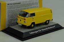 VW Volkswagen T2b Kastenwagen Deutsche Post 1:43 Premium classixxs