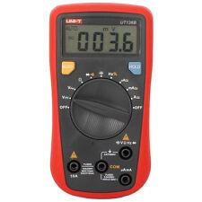 UNI-T UT136B Auto Range LCD Digital Multimeter AC DC Frequency Resistance Tester